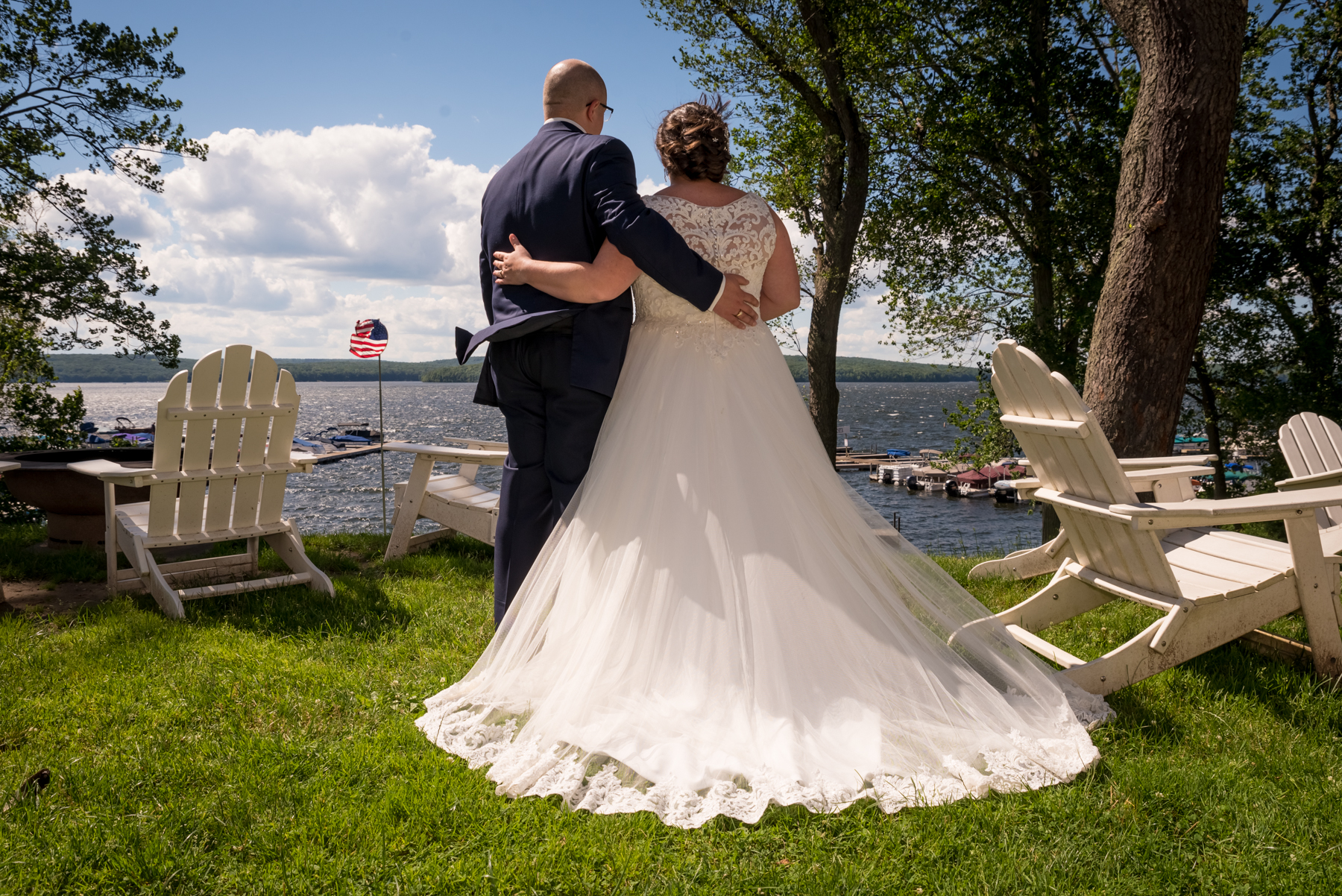 Michelle & Louis – Hawley, PA