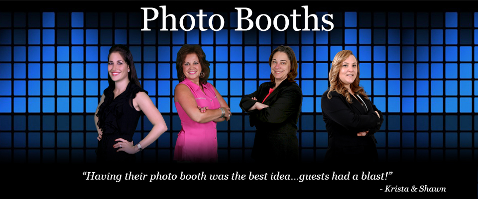Photo Booth Rentals For Weddings & Parties in Lehigh Valley