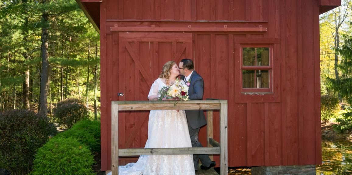 Daniel & Deborah- Woodloch Pines, PA